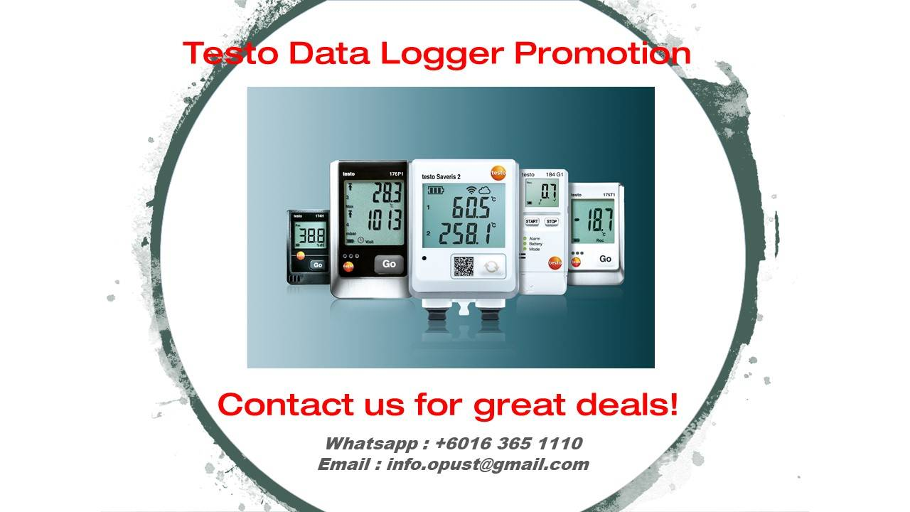 Data Logger Promotion