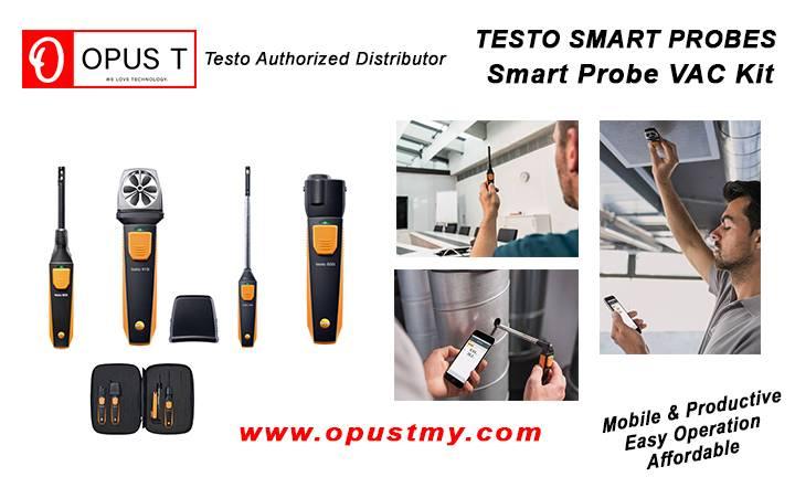 Smart Probes VAC Kit