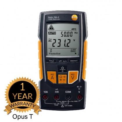 testo 760-2 - Digital multimeter