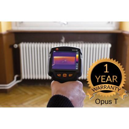 testo 868 - Thermal imager (160 x 120 pixels, App)