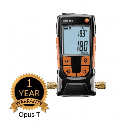 testo 552 - Digital vacuum gauge with Bluetooth