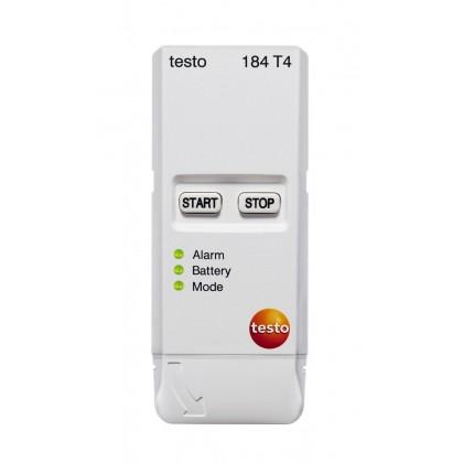 testo 184 T4 - Temperature data logger for transport monitoring