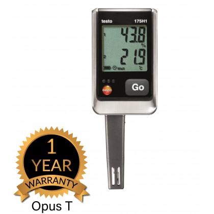 testo 175 H1 - Temperature and humidity data logger