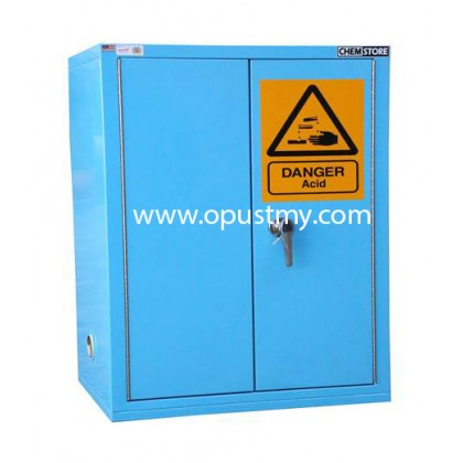 Acid & Corrosive Liquid Storage Cabinet ASC-330 CHEMSTORE